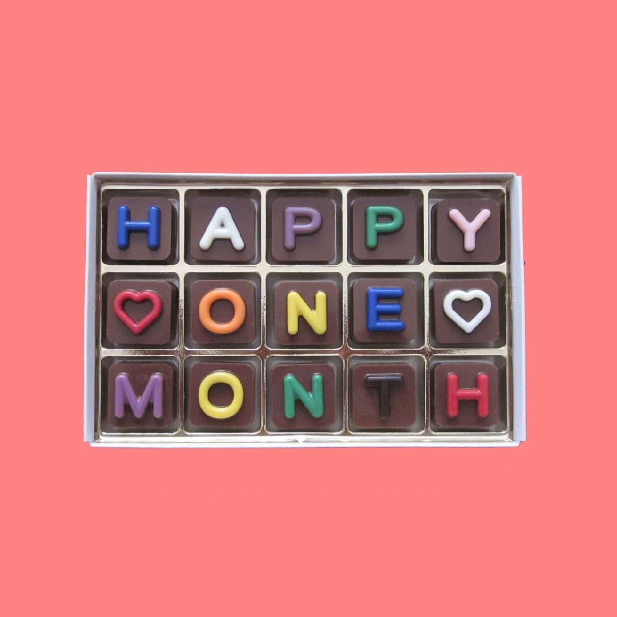 Anniversary ❤️ texts 2021 one month best dating Tayshia Adams